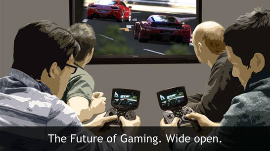 Бесплатные и многопользовательские игры — это будущее консоли NVIDIA «Project Shield»