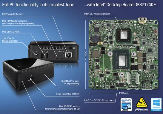 Intel обещает стать специалистом по необычным платам