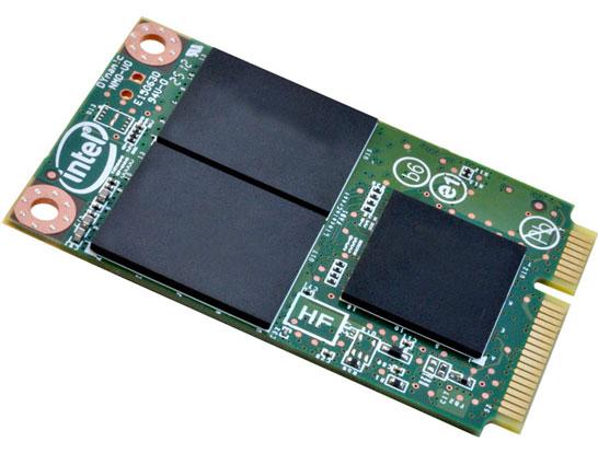 Накопитель SSD в формфакторе mSATA