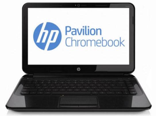 HP станет четвёртым по счёту производителем хромбуков