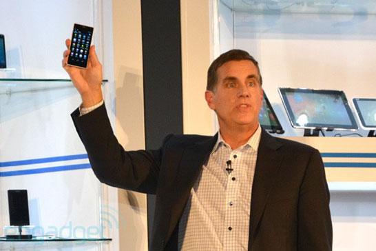 Эталонная платформа Intel для смартфонов: 4-дюймовый экран, 22-нм SoC Atom