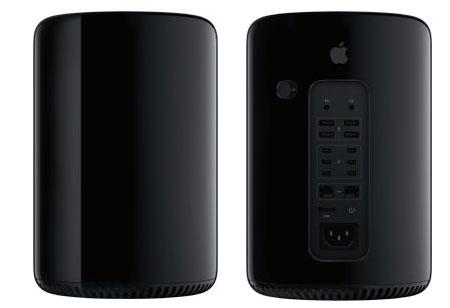 Новые профессиональные рабочие станции Apple Mac Pro