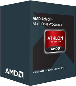 Коробочная версия APU AMD Athlon поколения Richland
