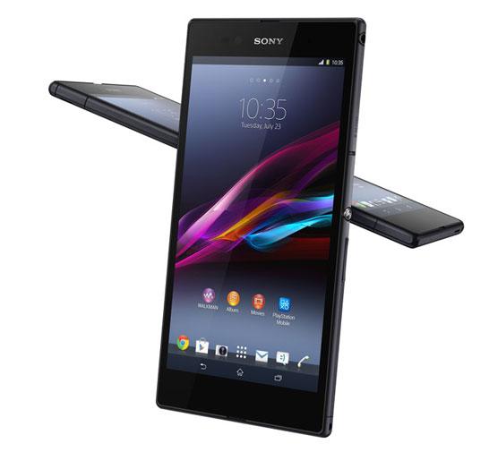 Смартфон Sony Xperia Z Ultra (экран диагональю 6,44 дюйма)