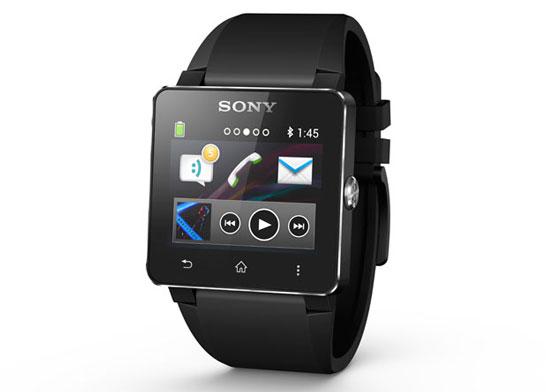 Гарнитура-компаньон для смартфона Sony — «часы» SmartWatch 2 SW2