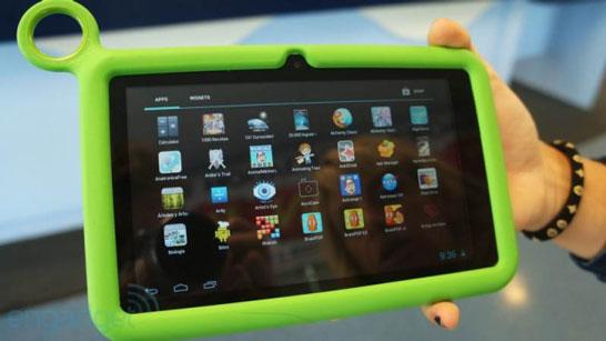 OLPC XO — теперь в виде ученического планшета