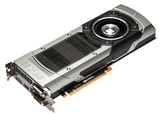 Видеокарта NVIDIA GeForce GTX 780