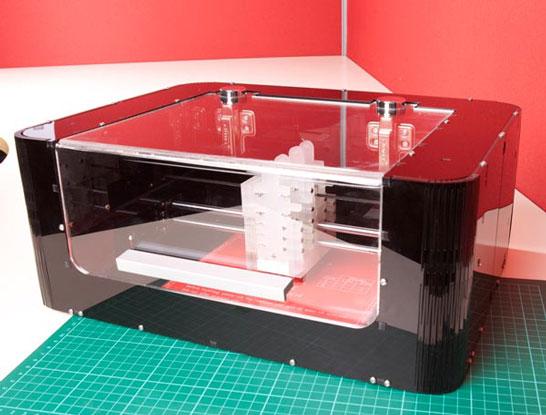 Принтер EX1 для печати монтажных плат на «любой» поверхности