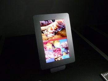 7-дюймовый дисплей Sharp на основе MEMS-технологии Qualcomm PerfectLight