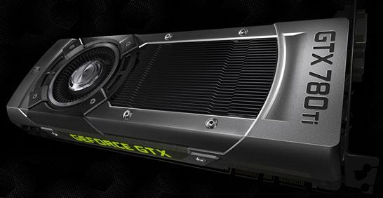 Видеокарта NVIDIA GeForce GTX 780 Ti