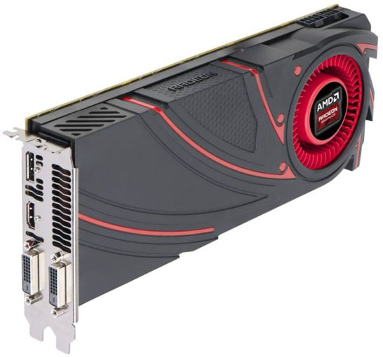 Видеокарта AMD Radeon R9 290X