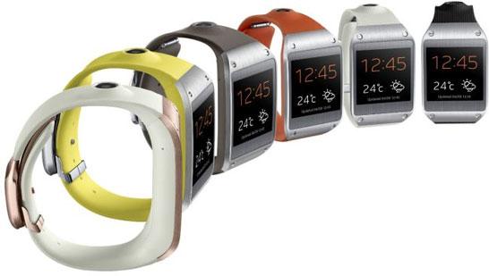 «Умные часы» Samsung Galaxy Gear