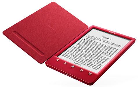 Новая электронная книга Sony (6-дюймовая модель PRS-T3)