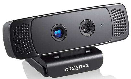 Creative Senz3D. WEB-камера для дистанционного управления системой.