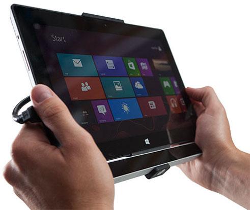 Работа возможно не только с ПК, но и с планшетами