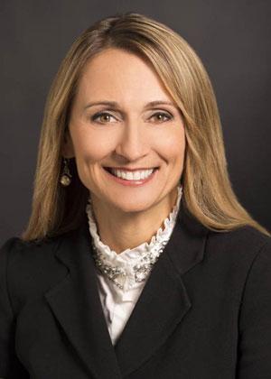 Новый финансовый директор компании NVIDIA — Колетт Кресс (Colette Kress)