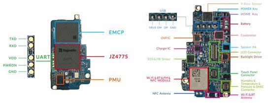 Платформа Ingenic Newton (архитектура MIPS)