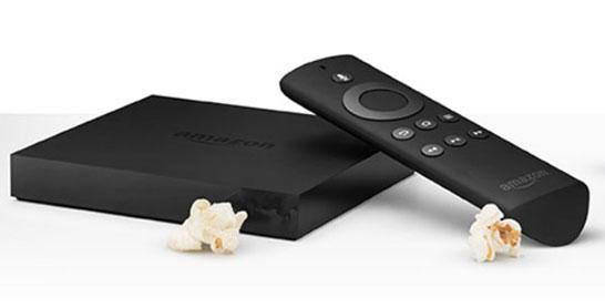Многофункциональная приставка Amazon Fire TV