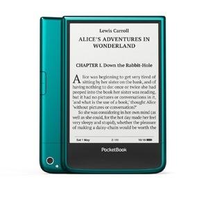 Модель электронной книги PocketBook Ultra с возможностью оцифровки текста