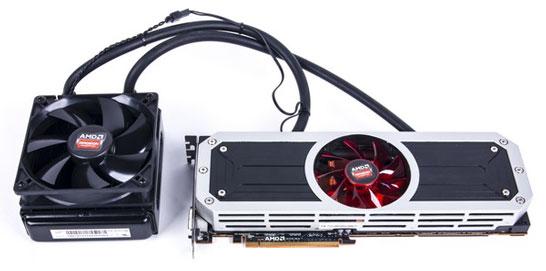 Видеокарта AMD Radeon R9 295X2