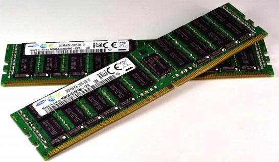 Компания Samsung обещает порадовать ассортиментом модулей DDR4