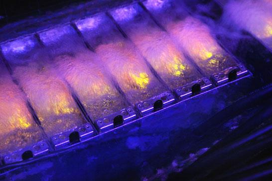 Полное погружение. Сервер на процессорах Intel Xeon в резервуаре с жидкостью 3M Novec