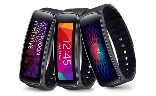 Браслет Samsung для «умных» занятий спортом