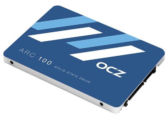 Линейка бюджетных SSD OCZ Arc 100