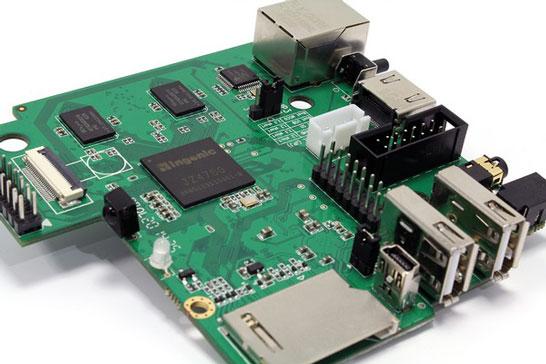 Одноплатный компьютер на процессоре с архитектурой MIPS