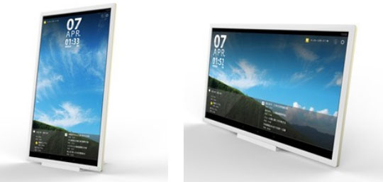 Toshiba Shared Board (TT301): 24 дюйма и Android.