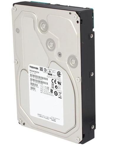 Первая 6-ТБ модель жёсткого диска компании Toshiba