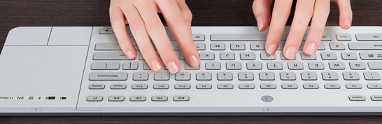 Концепт клавиатуры Jaasta E Ink Keyboard
