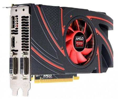 Видеокарта AMD Radeon R7 265