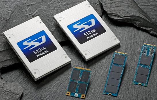 SSD Toshiba семейства HG6