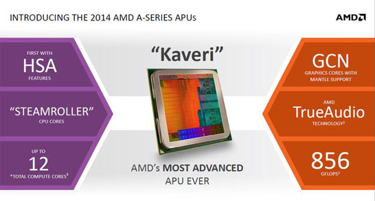 AMD предлагает по-новому взглянуть на вычислительную многоядерность