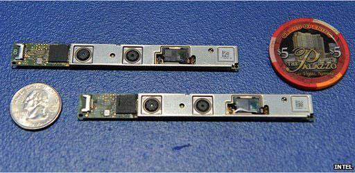 Встроенные камеры смогут работать с объёмом