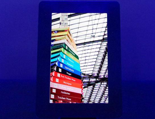 7-дюймовый MEMS-дисплей Sharp
