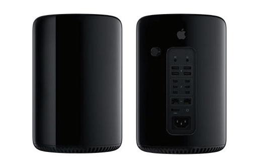 Внешний вид новых рабочих станций Apple Mac Pro