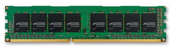 Планка в формате DIMM с восемью процессорами автоматов