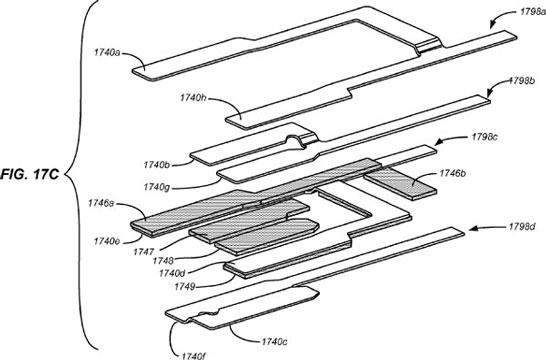 Конструкция контактной группы, исключающая переполюсовку при смене ориентации на 180 градусов