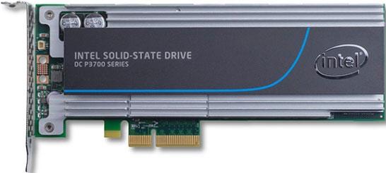 SSD-накопитель серии Intel DC P3700