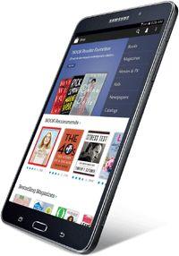 7-дюймовый планшет Galaxy Tab 4 NOOK