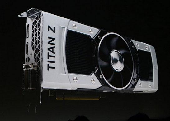 Новый двухпроцессорный графический адаптер NVIDIA GeForce GTX Titan Z