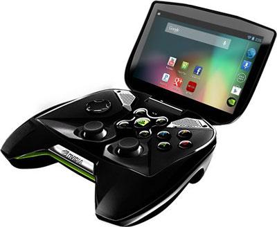 NVIDIA Project Shield — портативная игровая консоль под управлением Android