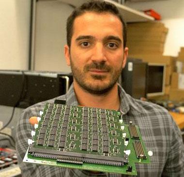 Прототип накопителя с интерфейсом PCI Express и памятью PCM