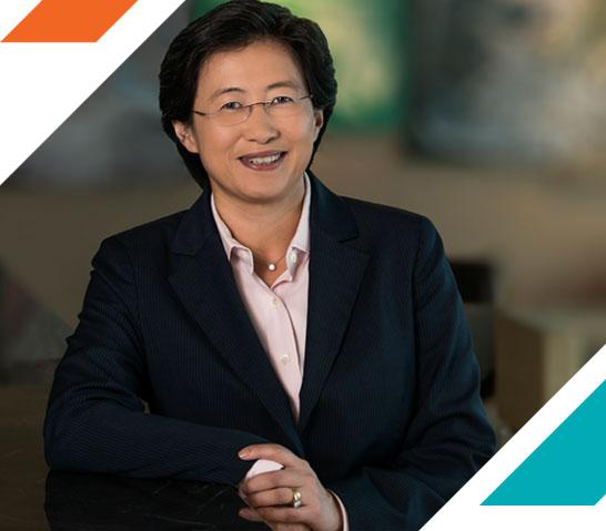 Новым главой компании AMD стала Лиза Су