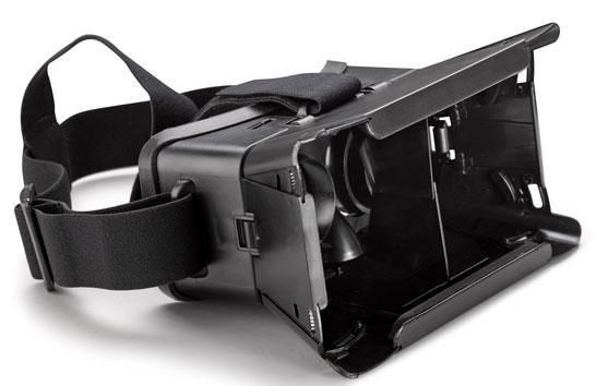 Футляр Archos VR Glasses для смартфона. Бюджетная версия погружения в виртуальную реальность.