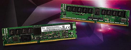 Компания SK Hynix представляет 16-ГБ энергонезависимые модули оперативной памяти в стандарте DDR4