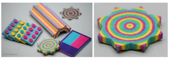 Возможности цветового оформления 3D-моделей