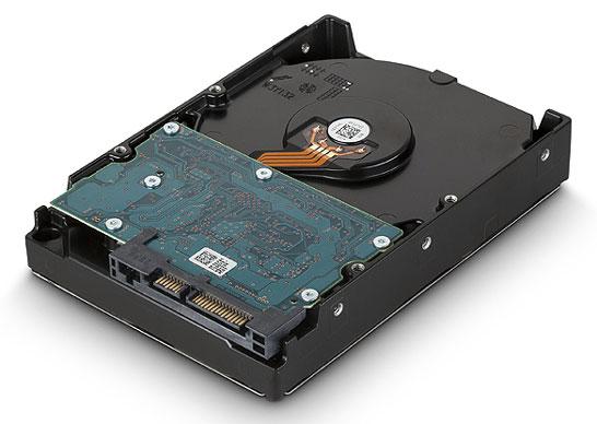 Настольный жёсткий диск компании Toshiba объёмом 5 ТБ
